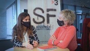 """Carlota Bruna: """"La moda és política, portar roba sostenible és declarar què vols per al planeta"""""""