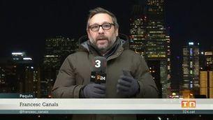 Telenotícies migdia - 08/01/2021