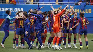 De Marigol a Graham-Hansen, el camí del Barça cap a l'elit europea