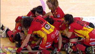 El Manlleu guanya la Copa de la Reina (5-2)