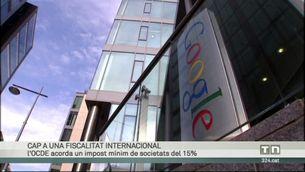 130 països acorden que les multinacionals paguin impostos allà on fan el negoci