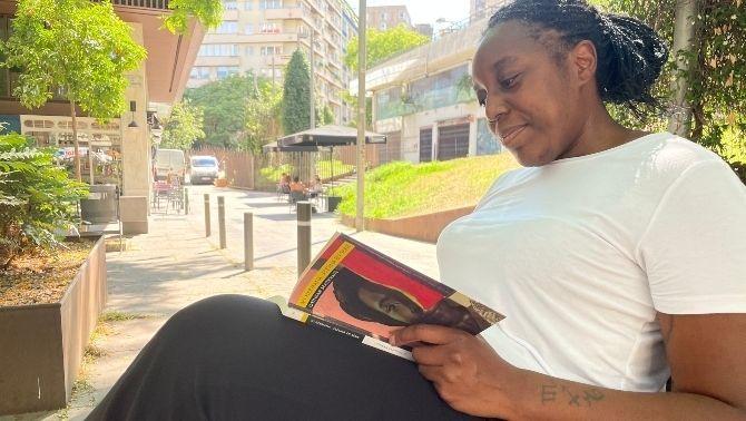 Desirée Bela-Lobedde, escriptora i activista antiracista i afrofeminista