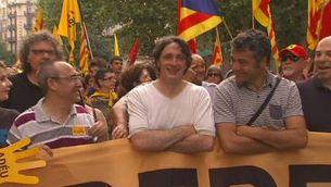 9-J, manifestació independentista