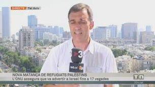 Telenotícies migdia - 30/07/2014