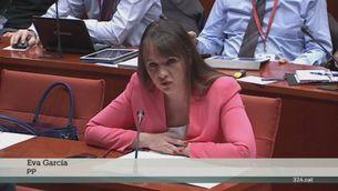 Plantada de tots els partits, excepte ERC, a Boi Ruiz, en la comissió de Salut al Parlament