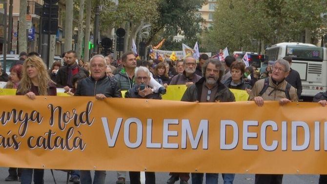 Reivindiquen un estatut propi per a la Catalunya Nord