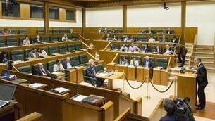 El PNB i Podem voten en contra d'una comissió sobre el procés al Parlament basc