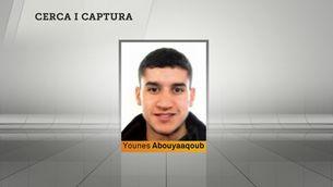 Younes Aboyaaqoub, de 22anys, l'home que busquen els Mossos