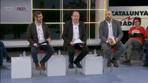 Marc Colomer, Saül Gordillo, Vicent Sanchis
