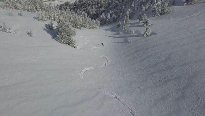 Moltíssima neu a Masella