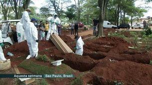 El Brasil lluita contra el coronavirus i el negacionisme de Bolsonaro