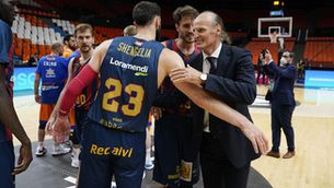 El Baskonia d'Ivanovic serà el rival