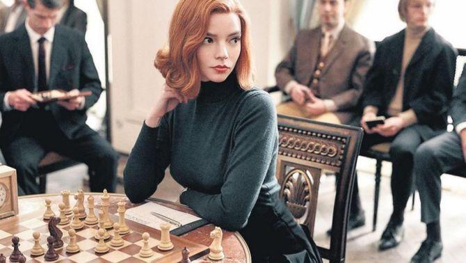 Llibres que han inspirat sèries, de 'Gambit de dama' a 'Col·lapse' o 'Unorthodox'