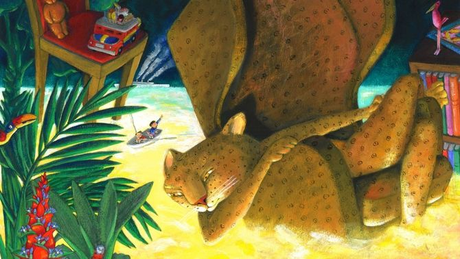 Carme Solé Vendrell, la il·lustradora amb cara de nena i el cor gran