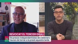 Planta baixa - Aixequen la immunitat a Puigdemont, Comín i Ponsatí i revoquen el tercer grau als presos independentistes