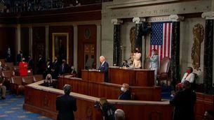 Biden proposa expandir el paper del govern per mantenir els EUA líders del segle XXI
