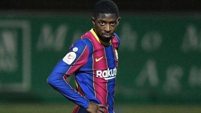 Augmenta l'optimisme al Barça respecte a Dembélé