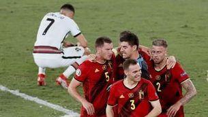 Bèlgica calcula però dominia les àrees
