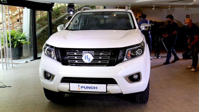 Compte enrere per reconvertir Nissan: la belga Punch vol fer models antics amb hidrogen