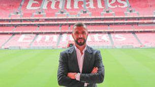 Simao Sabrosa, exjugador del Barça i el Benfica