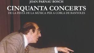La portada del llibre commemoratiu