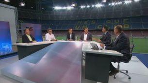Entrevista de Bartomeu a TV3 com a nou president del Barça