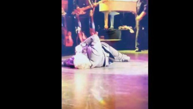 El cantant Meat Loaf es desmaia en ple concert a Edmonton, al Canadà