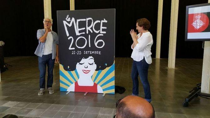 L'escriptor Javier Pérez Andújar serà el pregoner de les Festes de la Mercè i París, la ciutat convidada