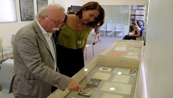 Girona comença a difondre l'arxiu Santos Torroella posant en línia documents sobre les avantguardes de principis del XX