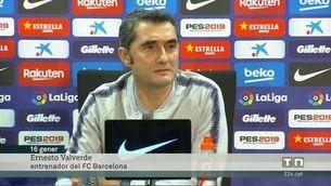 Valverde renova amb el Barça
