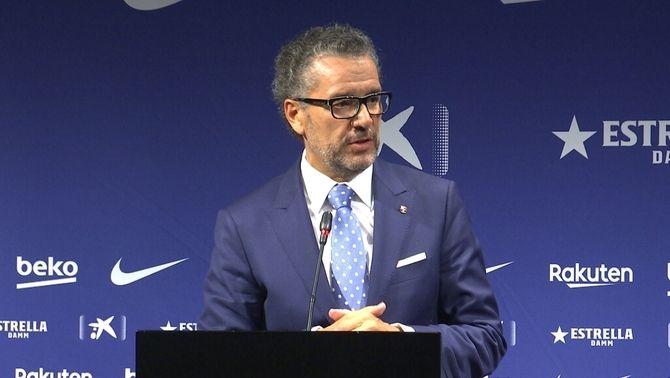 L'auditoria del Barçagate descarta que la junta del Barça demanés desacreditar jugadors i opositors