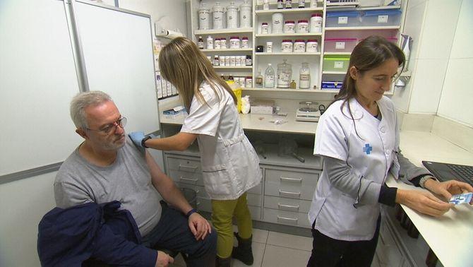 Declarada l'epidèmia de grip a Catalunya