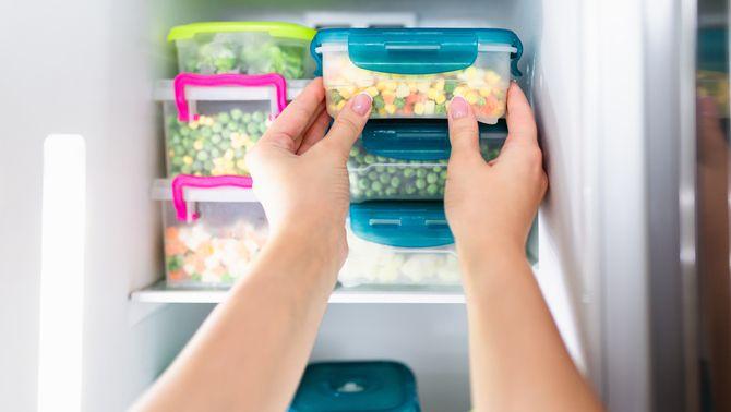 Consells pràctics per congelar i descongelar els aliments correctament