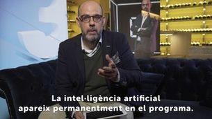 """6 DM a Jordi Basté: """"Vaig a un terapeuta perquè m'intenti desenganxar del mòbil"""""""