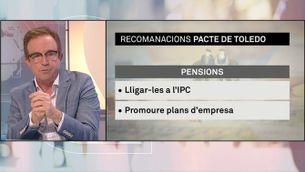 Primer pas per a la reforma de les pensions