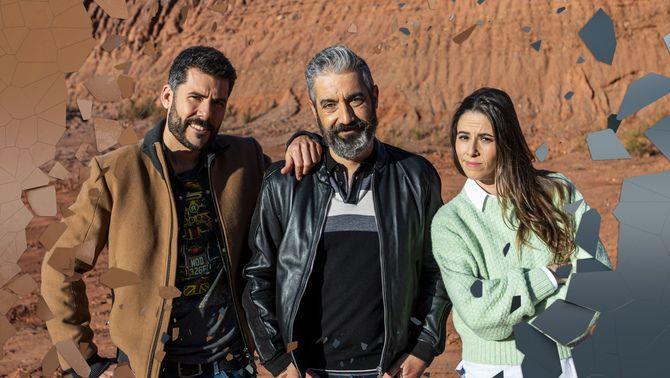 """Roger de Gràcia, Candela Figueras i Ivan Medina són els presentadors de """"Batalla monumental"""""""