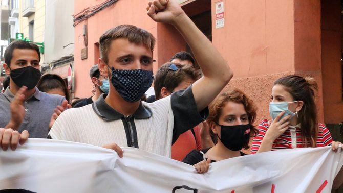 Cas Marcel: denuncien que el mosso va acusar 2 manifestants del mateix i Interior ho sabia