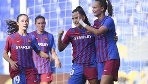 El Barça llança la primera samarreta del femení en tallatge d'home