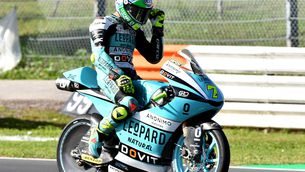 Victòria de Dennis Foggia en Moto3