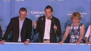 Victòria aclaparadora del PP a Madrid