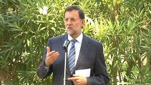 El president del govern espanyol, Mariano Rajoy, en una imatge d'arxiu