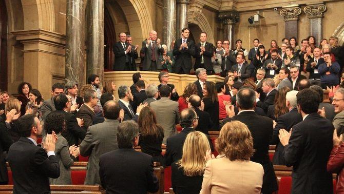 El Parlament aprova la nova llei d'Aran