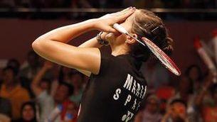 Carolina Marín, campiona del món de bàdminton