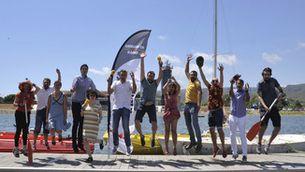 Catalunya Ràdio dóna la benvinguda a la programació d'estiu amb una festa al Canal Olímpic de Catalunya
