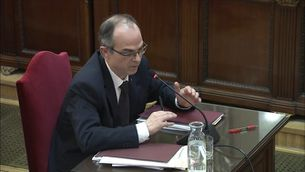 Turull afirma que qui aposti per la violència a Catalunya està condemnat al fracàs