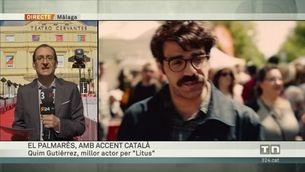 """""""Els dies que vindran"""", de Carlos Marques-Marcet, arrasa al Festival de Màlaga"""