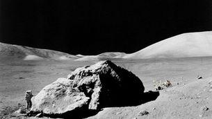 Superfície de la Lluna