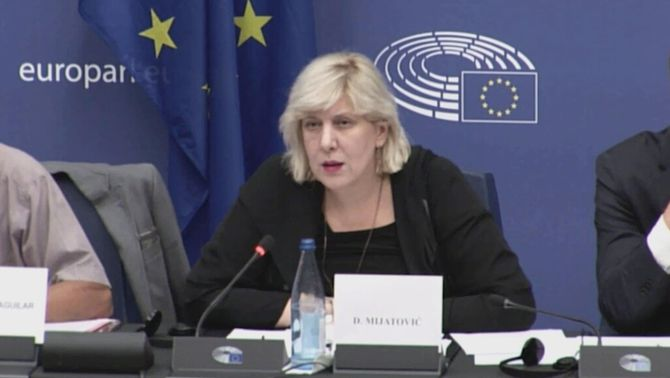 La comissionada de DDHH del Consell d'Europa vol que Espanya investigui l'actuació policial a Catalunya