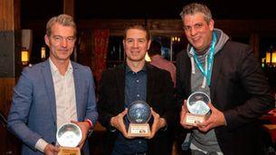 """""""El temps"""" de TV3, premiat a la International Weather Summit"""