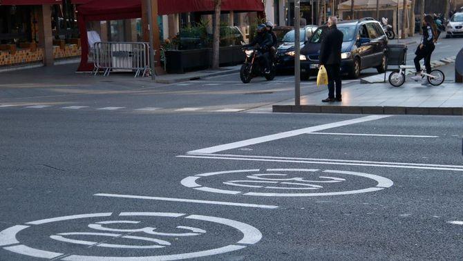 Colau defensa una Barcelona a 30 km/h l'endemà del primer mort amb patinet elèctric
